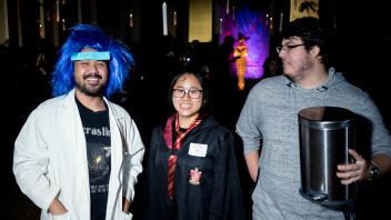 Scenes from our 5th Annual Spooktacular Halloween Party