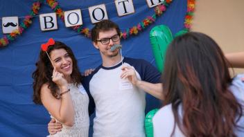 First-Year Welcome Party for new graduate students