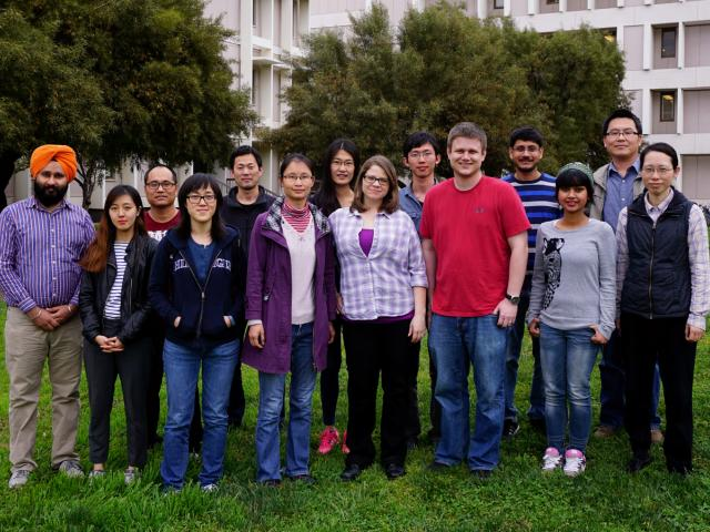 Chen Lab group photo
