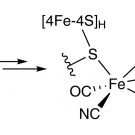 Azadithiolate synthesis mechanism