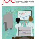 JOC cover art illustrates two female scientists working collaboratively to develop the method, reflective of the authors -- a diverse group of women, several who are BIPOC and/or first-generation college students.